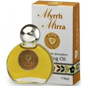 Myrrh - Anointing Oil 7.5 ml.