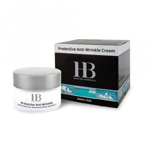 H&B Dead Sea Anti Wrinkle Cream for Men SPF-15
