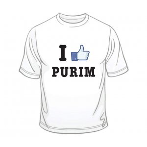 I Like Purim T-Shirt