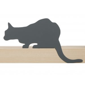 Churchill Cat Shelf Decoration by ArtOri