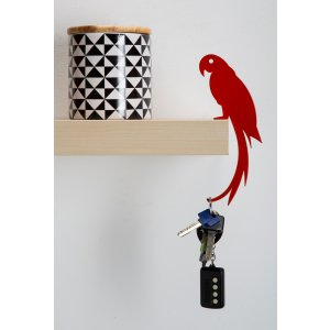 Polly's Tail Shelf Hanger by Art Ori