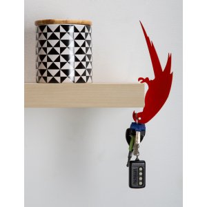 Nina's Beak Shelf Hanger by Art Ori