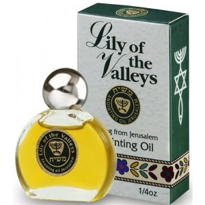 Lily of the Valley - Anointing Oil 7.5 ml.
