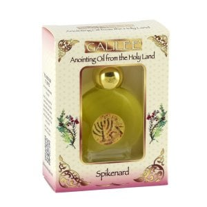 Galilee Anointing Oil - Spikenard 12 ml