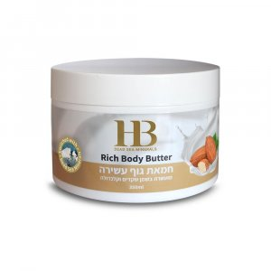 H&B Dead Sea Aromatic Body Butter