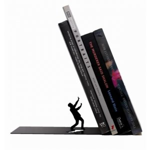 Artori Design Falling Bookend