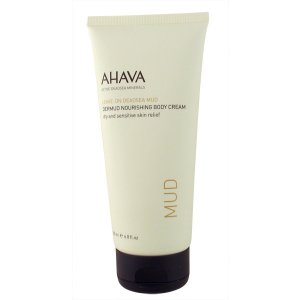 AHAVA Dermud Nourishing Body Cream - For dry and sensitive skin