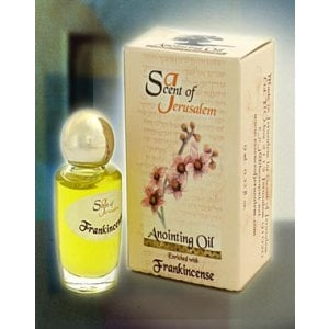 Scent of Jerusalem Anointing Oil Enriched with Frankincense