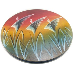 Lazy Susan Windy by Kakadu Art