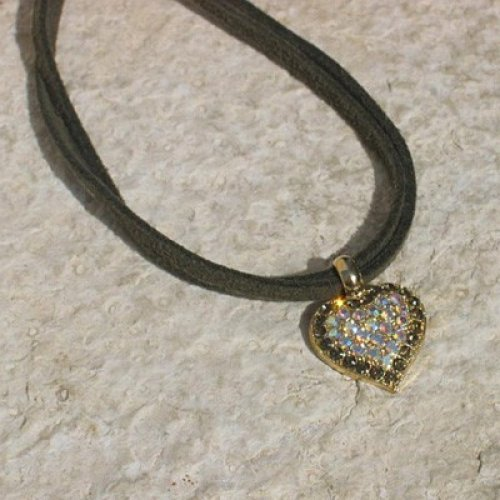 Bright Heart Necklace by Edita